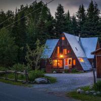 Au Sommet du Fjord, hotel in Sacré-Coeur-Saguenay