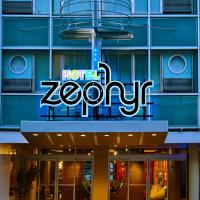Hotel Zephyr San Francisco, hotel in Fisherman's Wharf, San Francisco