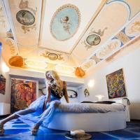 Suite D'Autore Art Design Gallery, hotel a Piazza Armerina