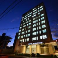 IT Itabira Hotel, hotel in Itabira
