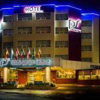 Hotel Parque Satelite, hotel en Ciudad de México