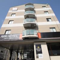 APA Hotel Hikoneminami, hotel in Hikone