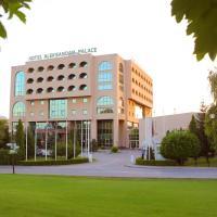 Aleksandar Palace Hotel & Spa, hotel em Skopje