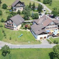 Hotel Restaurant Alpenblick, hotel in Wolfisberg