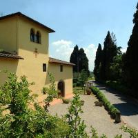 Tenuta Il Corno Country Wine Resort, hotell i San Casciano in Val di Pesa