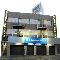 Hotel Regina Muriaé, hotel in Muriaé