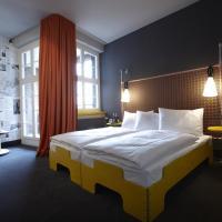 Superbude Hotel Hostel St.Pauli, hotel en Hamburgo