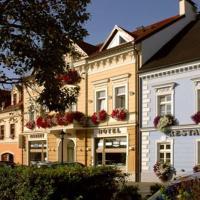 Hotel Restaurant Modrá Hvězda, hotel a Dobřany