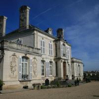 Château du Clos Mortier, hotel in Saint-Dizier