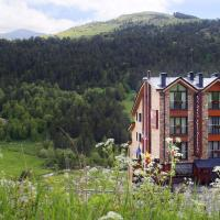 Apartaments Els Llacs, hotel in Bordes d´Envalira
