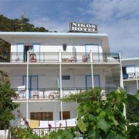 Nikos Hotel: Diafanion şehrinde bir otel