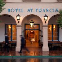 Hotel St Francis, hotel in Santa Fe