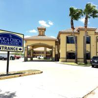 Boca Chica Inn and Suites, hotel cerca de Aeropuerto de Brownsville - BRO, Brownsville