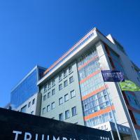 Triumph Hotel, hotel in Obninsk