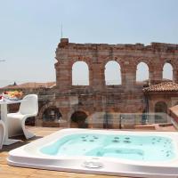 Hotel Milano & SPA***S, hotel a Verona