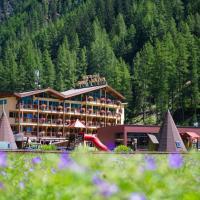 Hotel Sunny Sölden, hotel i Sölden