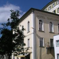 Hotel Quellenhof, отель в Скуоле