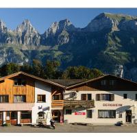 Hotel Restaurant Bergheim, hotel in Flumserberg