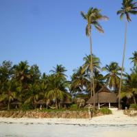Paradise Beach Bungalows, hotel a Paje
