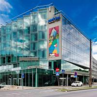 Park Inn by Radisson Meriton Conference & Spa Hotel Tallinn, отель в Таллине