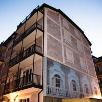 Hotel Avdallini, отель в Анапе