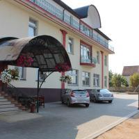 Агроусадьба Бульбашик, отель в Боровлянах