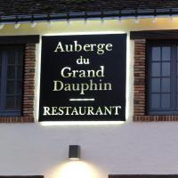 Auberge Du Grand Dauphin, hotel in Dhuizon