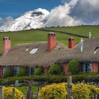 Hacienda El Porvenir by Tierra del Volcan, hotel em Machachi