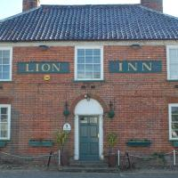 The Theberton Lion