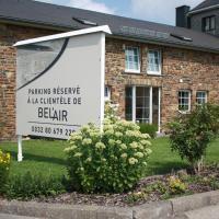 """Hôtel Belair """"Ravel Etape"""", hotel in Waimes"""