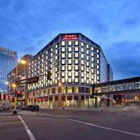 Hampton Inn & Suites - Minneapolis/Downtown, hotel in Minneapolis