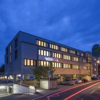 Hotel Berlin, отель в Зиндельфингене