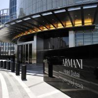 Armani Hotel Dubai, hotel in Downtown Dubai, Dubai