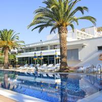 Hotel Montenegro, отель в Будве