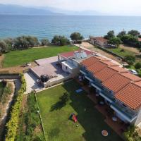Christopoulos Villas, hotel in Aigio