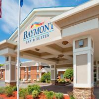 Baymont by Wyndham East Windsor Bradley Airport, viešbutis mieste East Windsor