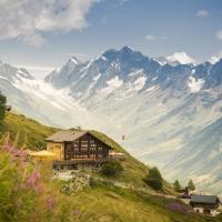 Alpenhotel zur Wildi, hotel in Wiler