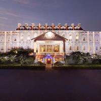 Jenneys Residency, отель в городе Коимбатур
