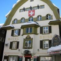 Hotel Schweizerhof, hotel in Andermatt