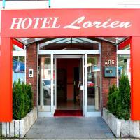 Hotel Lorien, готель у Кельні
