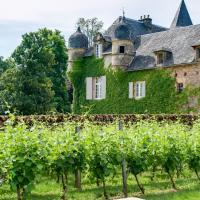 Château de Labro - Les Collectionneurs, hotel near Rodez - Aveyron Airport - RDZ, Onet le Château