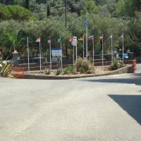 Camping Paleokastritsa, hotel in Paleokastritsa
