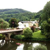 盧森堡大公國之家,沃倫道夫龐特的飯店