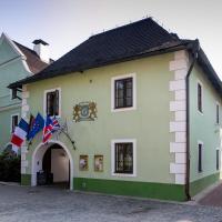 Gold, hotel in Český Krumlov