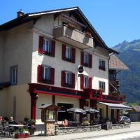 Hotel Tell, hotel in Interlaken
