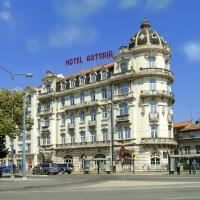 Hotel Astoria, hotel in Coimbra