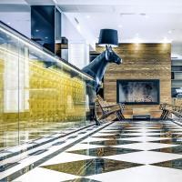 Hotel Lilla Roberts, hotel in Helsinki