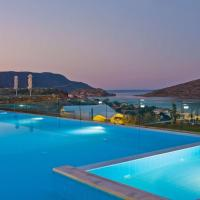 Royal Marmin Bay Boutique & Art Hotel, hotel in Elounda