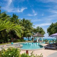 Castello Beach Hotel, hotel in Grand'Anse Praslin