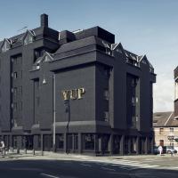 YUP Hotel, hotel in Hasselt